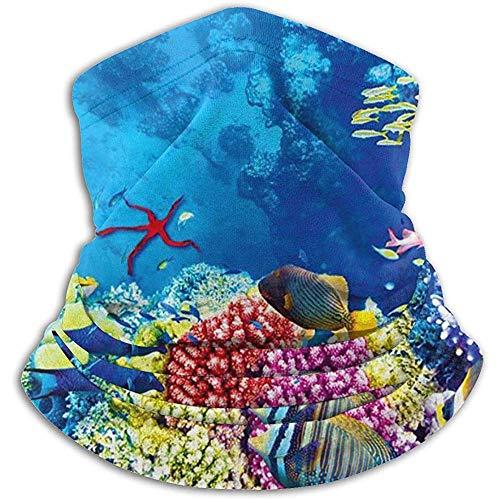 air kong Nackenstirnband World Corals Tropical Fish Outdoor Sport Sturmhaube Magic Stirnband Nackenwärmer Gamasche