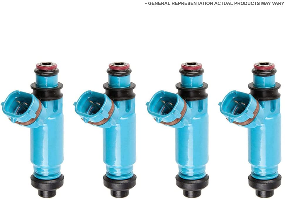For Saab 900 Store 1991 1992 Fuel 35-80824 Set Injector Fashionable BuyAutoParts -