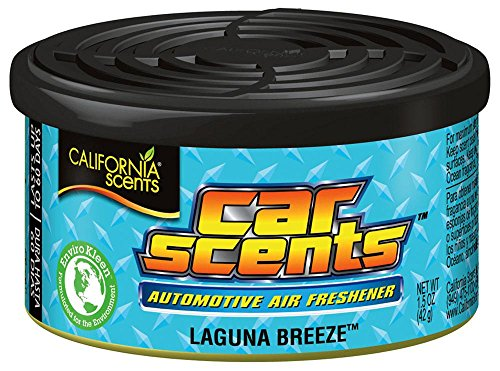 California SCENTS CCS-002 Désodorisant Voiture Car Scents Parfum Brise du Lagon