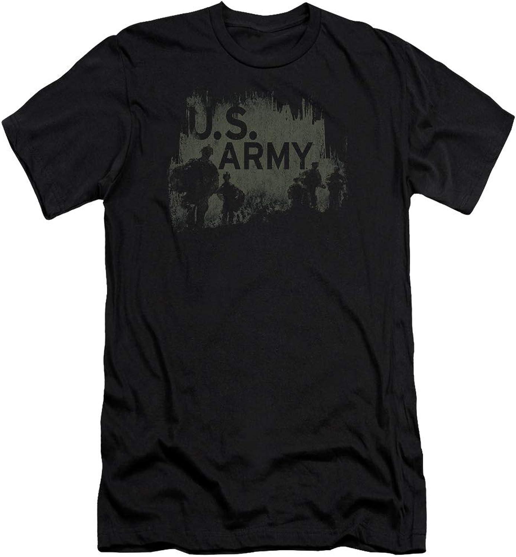 Army  Mens Soldiers Premium Slim Fit TShirt