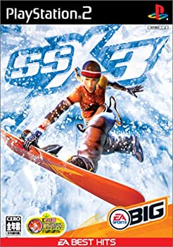 SSX3  EA Best Hits  [Japan Import]