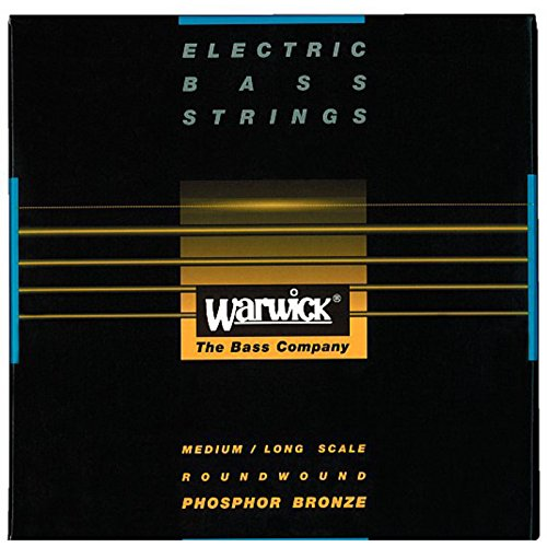 Warwick acústica Cuerdas para bajo, 45–105