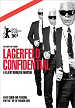 Lagerfeld Confidential [USA] [DVD]