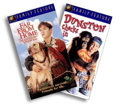 Dunston Checks In/Far From Home [VHS]