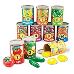 Learning Resource - Counting Cans