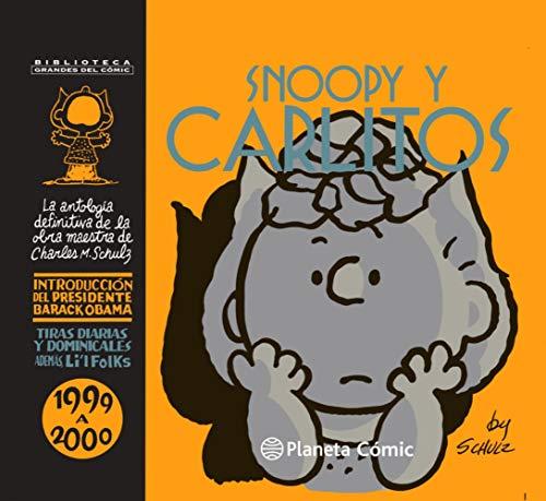 Snoopy y Carlitos 1999-2000 nº 25/25 (Cómics Clásicos)