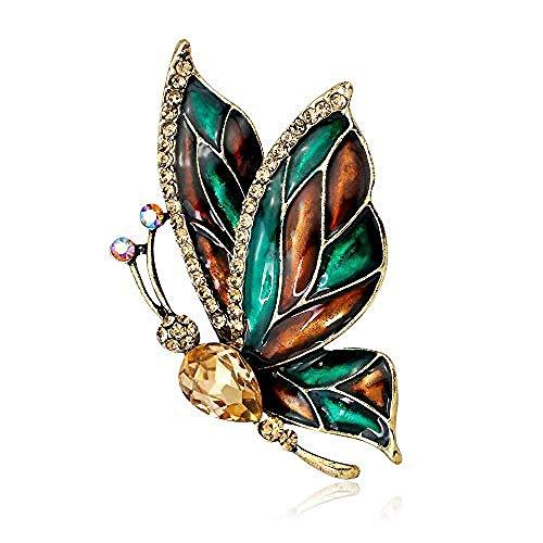 Westeng Bijoux Broches en Alliage Forme de Rainbow Corsage Broche D/écoration