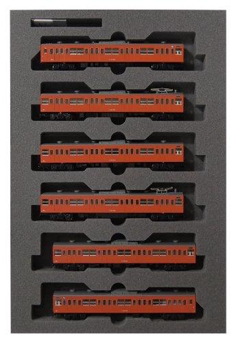 103系低運転台車 中央線 6両基本セット 10-1191