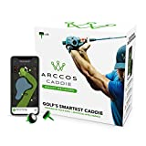 Arccos Caddie Smart Sensors Featuring Golf's First-Ever A.I. Powered GPS Rangefinder (2nd...