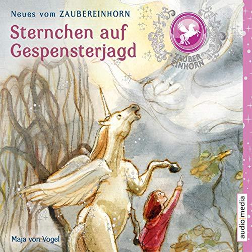 Page de couverture de Sternchen auf Gespensterjagd