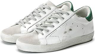 Golden Goose scarpe da ginnastica da uomo con lacci bassi Top Super Star casual a piedi scarpe piatte