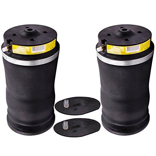 maXpeedingrods Luftfederung Luftfeder ein Paar Hinten für GL-Klasse M-Klasse W164 X164 1643200725 1643200325 4matic