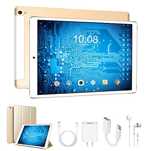 pas cher un bon Tablette tactile 10 pouces, tablette PC Android 8.1 4G, 32 Go de RAM, 3 Go, batterie 8500 mAh, double SIM,…