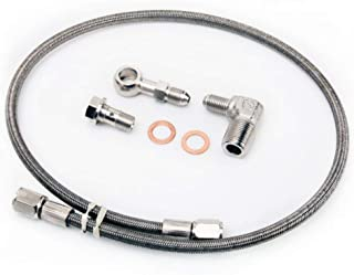 Turbo Oil Feed Line Kit Garrett T25 T28 DSM 2G Eclipse