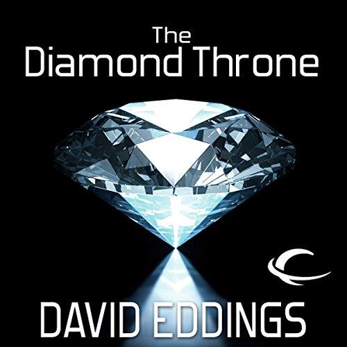 The Diamond Throne audiobook cover art