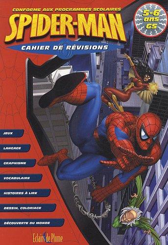 Cahier de Révision Spiderman Gs