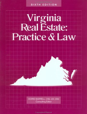 Virginia Real Estate: Practice & Law