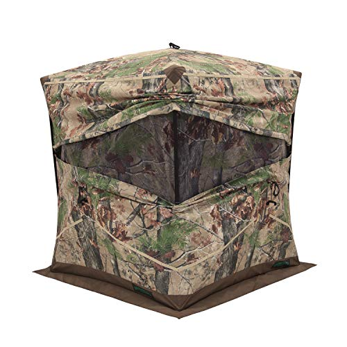 Barronett Ox 5 Ground Hunting Blind