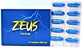 Zeus Premium Natural Male Energy (10) Pills, Natural Amplifier for Performance, Energy, and Endurance