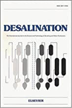 desalination and water treatment elsevier