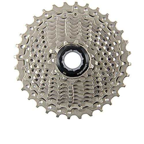 Cassette de vélo 8S 9S 10S 11 Vitesses 11-25 11-28 11-32 11-36T vélo Route VTT Roue Libre pignon Compatible 105 R8000 R7 10Speed 11-32T