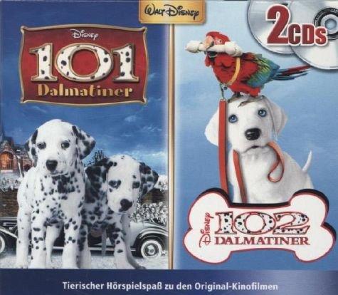 Dalmatiner - Box 101 + 102 Dalmatiner