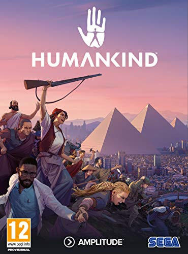humankind - Day One Edition Metal Case [Esclusiva Amazon.It] - Day-One - PC