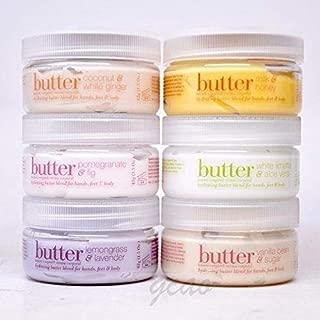 Cuccio Butter Blend For Hands, Feet & Body Set Of 6 pcs 1.5 oz