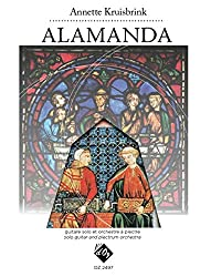 ALAMANDA -PARTITION+PARTIES SEPAREES