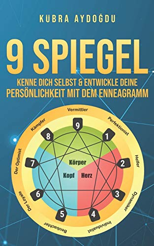 9 Spiegel: kenne dich selbst & entwickle deine Persönlichkeit mit dem Enneagramm