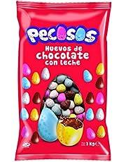 Pecosos Huevos de Chocolate con Leche - 1000 gr