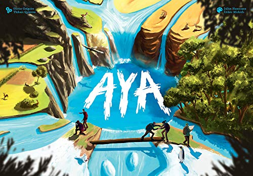 Act in Games - ACT003AY - Jeu coopératif - Aya