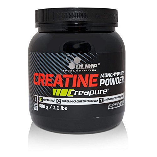 Olimp Sport Nutrition Creapure Monohydrate Creatina - 500 gr