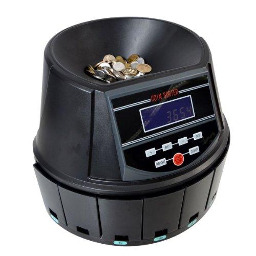 サンコー 電動オートコインカウンター CNCT82BT
