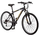 Schwinn High Timber Mountain Bike, Steel Frame, 18-Inch Wheels, Black