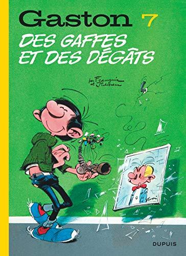 Gaston (Edition 2018) - Tome 7 - Des gaffes et des dégâts