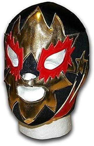 grandes precios de descuento WRESTLING MASKS UK Solar Talla Adulto Adulto Adulto Máscara de Lucha Libre Mexicana  Entrega directa y rápida de fábrica