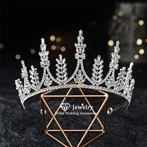 Tiara Manufacturer OFFicial shop Bride Headband Finally popular brand Hair Band fo Wedding Accessories Engagement