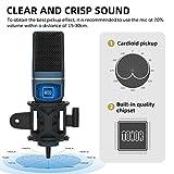 Zoom IMG-2 tonor pc microfono usb condensatore