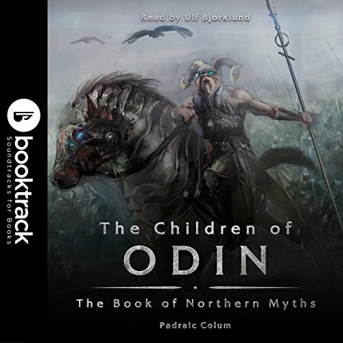 The Children of Odin (Booktrack Edition) copertina