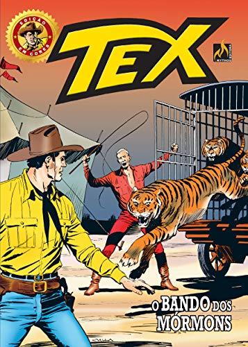 Tex Em Cores 39. O Bando Dos Mórmons