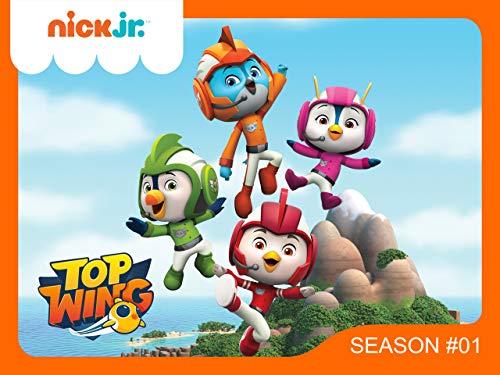 Top Wing Season 1