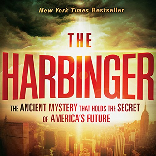 The Harbinger audiobook cover art