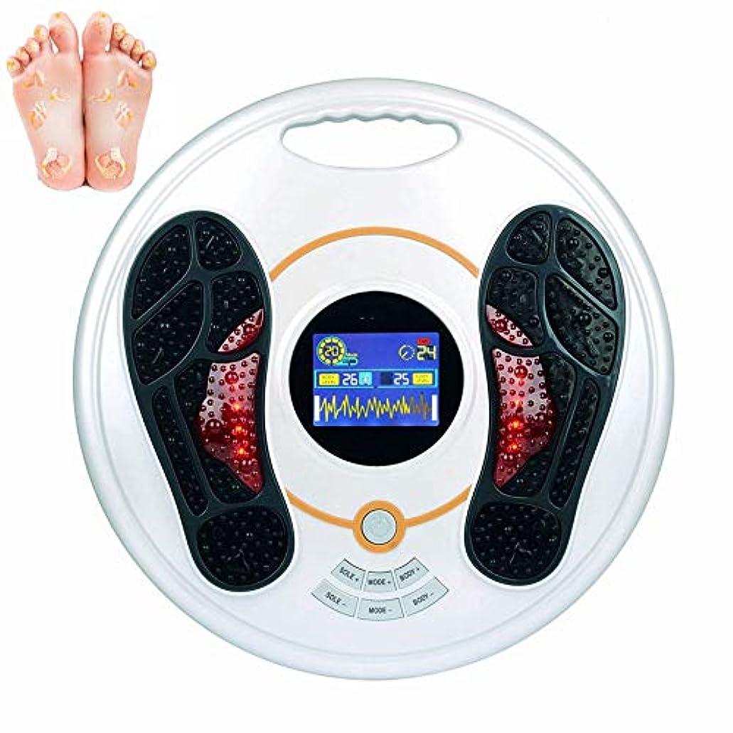 チューリップトランスペアレント子供時代リモートコントロール指圧筋膜炎を伴う足循環刺激装置フットマッサージャーは、神経痛の血液循環を緩和します