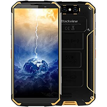 Blackview BV9500-10000mAh batería IP68 / IP69K Impermeable ...