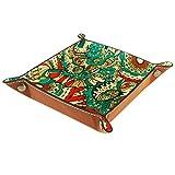 KAIXINJIUHAO Flores de varias formas accesorio de juego de mesa para juegos de dados D & D y juego de mesa de soporte de token, 20.5x20.5cm