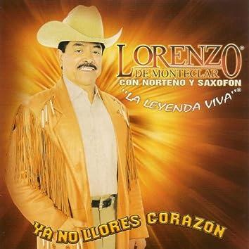 Ya No Llores Corazon