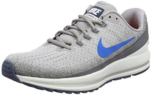 Nike Men's Air Zoom Vomero 13 Competition Running Shoes, Grey (Atmosphere Grey/Blue Nebula-Gunsmoke 004), 10.5 UK 45.5 EU
