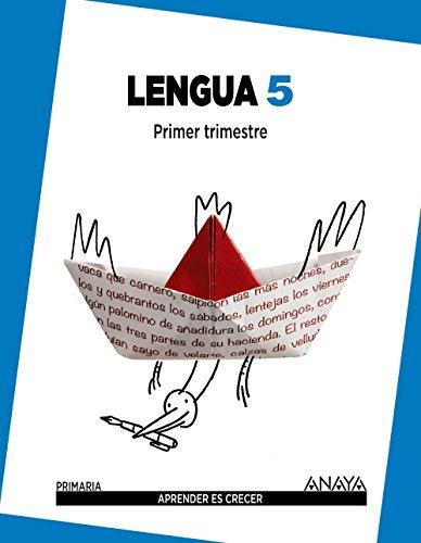 Lengua 5. (Aprender es crecer) - 9788467832921