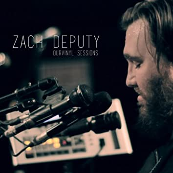 OurVinyl Sessions | Zach Deputy